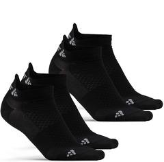 Носки короткие Craft Cool Black - комплект 2 пары