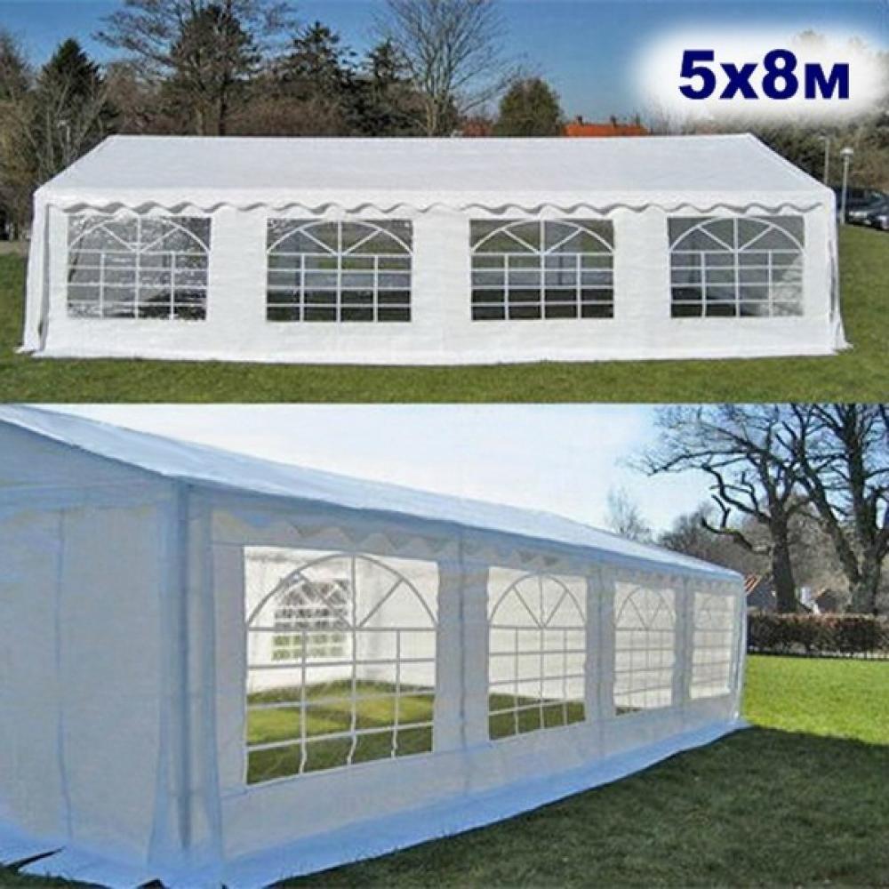 Беседки и шатры Шатер для кафе AFM-1032W White (5х8) afm-1032w-white-5x8-1000x1000.jpg