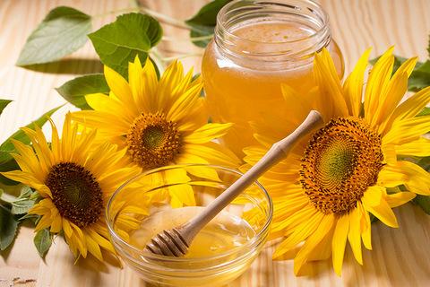 Мед подсолнечный, Камское Устье, 1 кг