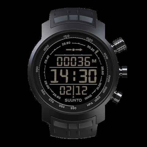 Купить Наручные часы Suunto часы Elementum Terra all black SS016979000 по доступной цене