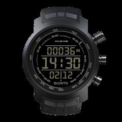 Наручные часы Suunto часы Elementum Terra all black SS016979000