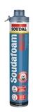 Профессиональная пистолетная пена Соудафоам Макси 70 Клик&Фикс  870мл зимняя (12 шт/кор)