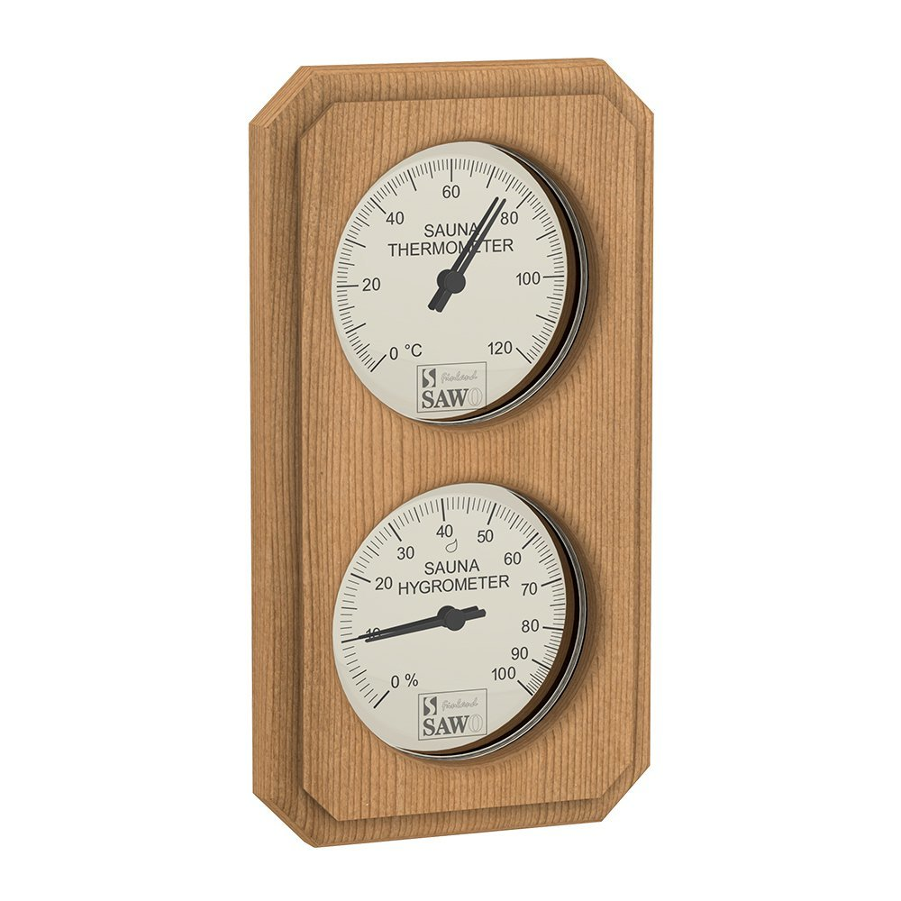 термометры Термометры и гигрометры: Термогигрометр SAWO 221-THVD