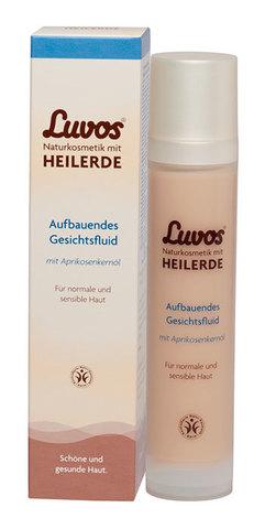 Ревитализирующий флюид для лица Luvos, 50 мл