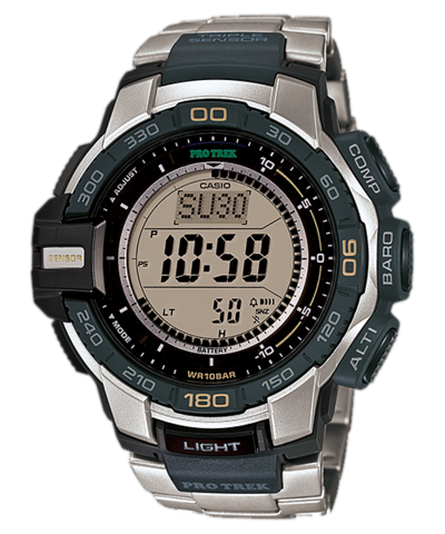 Купить Наручные часы Casio PRG-270D-7DR по доступной цене