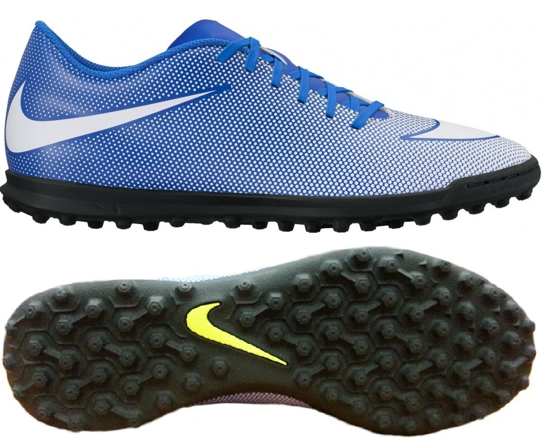 a2955713 Бутсы сороконожки Nike Bravatax II TF