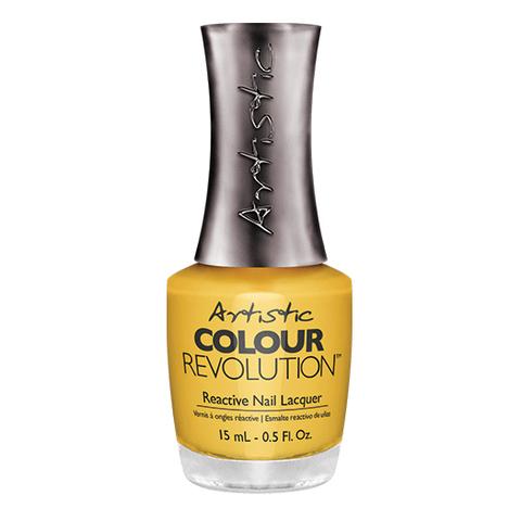 Artistic Revolution Nail Lacquer SUN'S OUT,BUNS OUT  Недельный лак для ногтей,15 мл