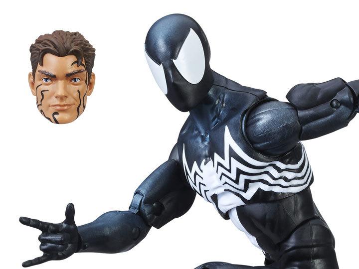 Фигурка Человек Паук (Симбиот) Marvel Legends Exclusive 30 см