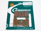 Тормозные колодки G-Brake 01076S Honda CB 1300 400 CBR 600 900 VTR 1000