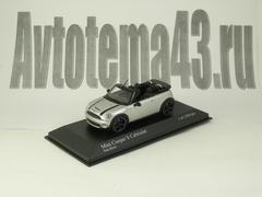 1:43 Mini Cooper S Cabriolet