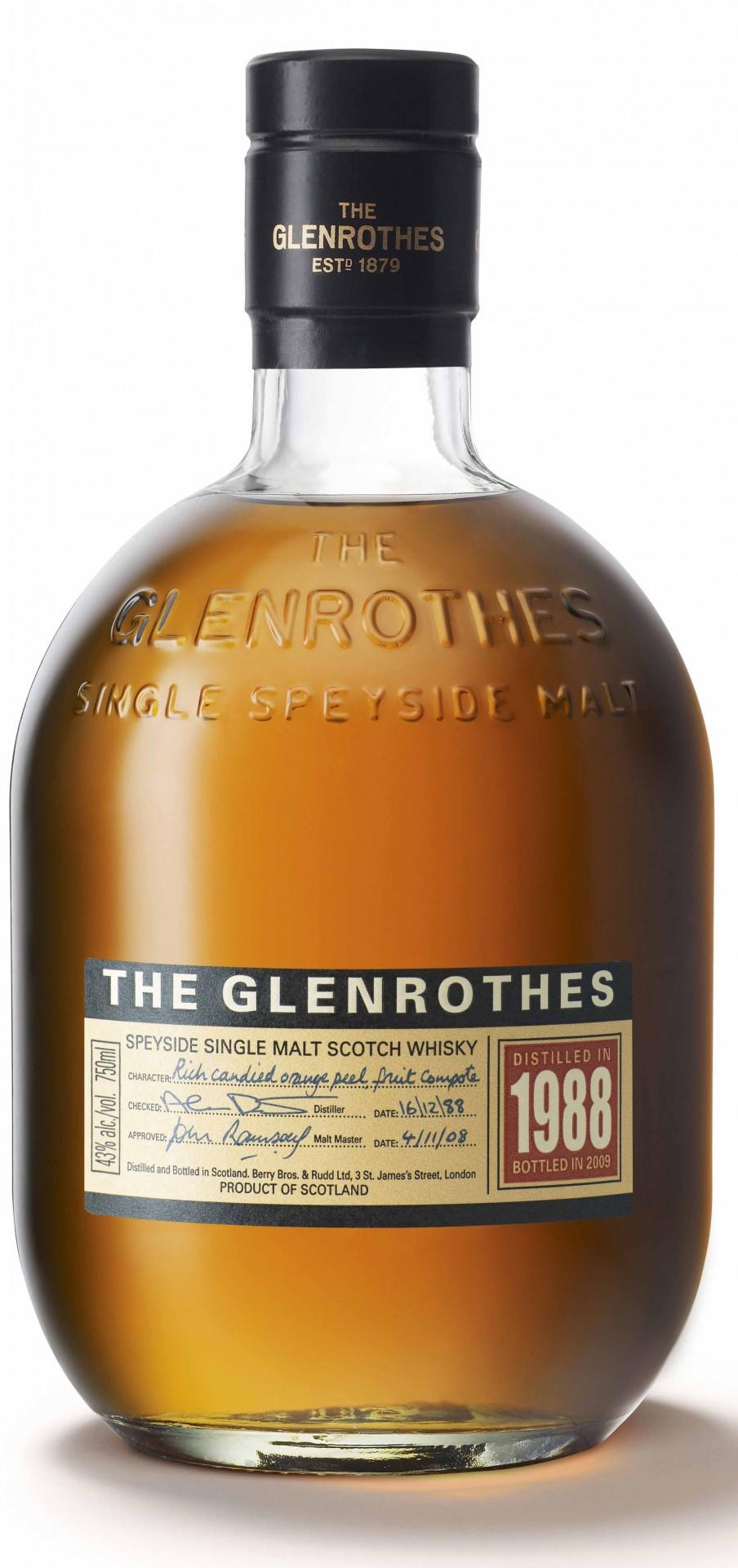 Виски Гленротс 1988 0,7л