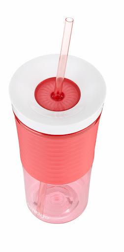 Стакан-шейкер Contigo (0.53 литра) розовый