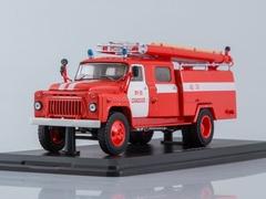 GAZ-53A AC-30 106A Fire Department #10 Spassky 1:43 Start Scale Models (SSM)