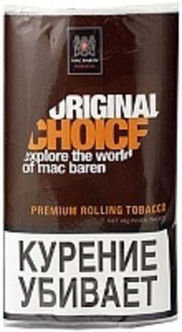Табак M.B.сигарет. ORIGINAL CHOICE (p40gr)