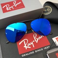 Очки Ray Ban Aviator Blaze RB3584 Blue