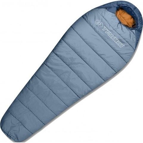 Зимний спальный мешок Trimm Extreme POLARIS II, 195 R (синий)