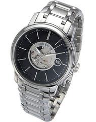 Наручные часы скелетоны Romanson TM8222OMWBK