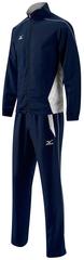 Костюм спортивный Mizuno Woven Track Suit 401 Navy