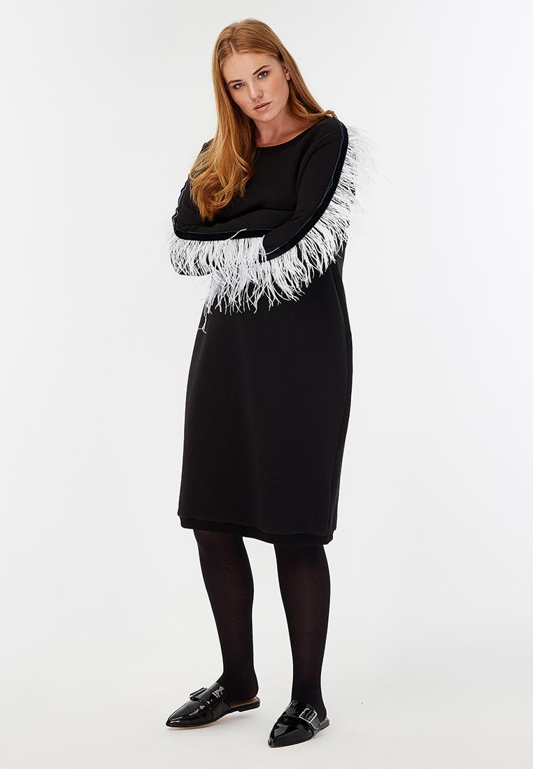 Платье свитшот LM-03 D07 01
