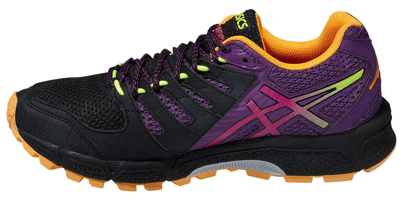 Женские беговые кроссовки Asics Gel-FujiAttack 4 G-TX (T585N 9920) фото