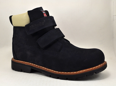 Ботинки утепленные Minicolor 750-14