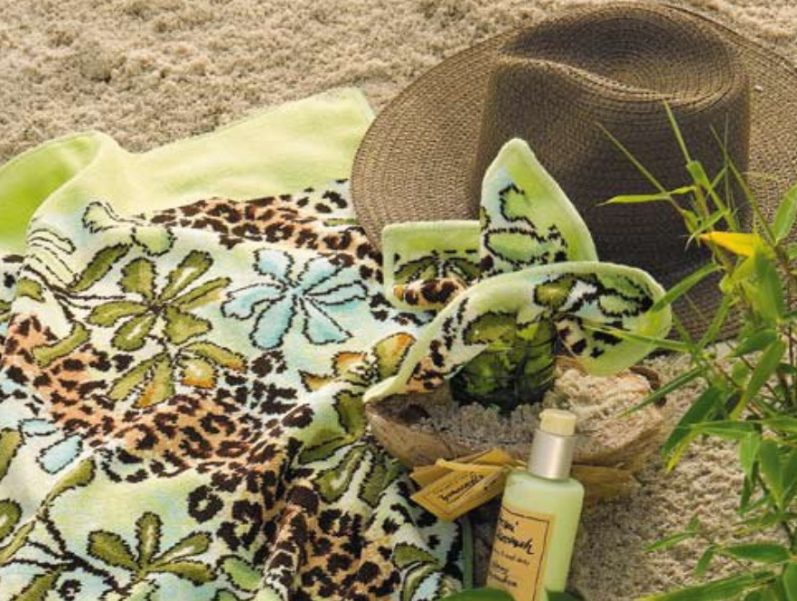 Элитный халат шенилловый Kenia от Feiler