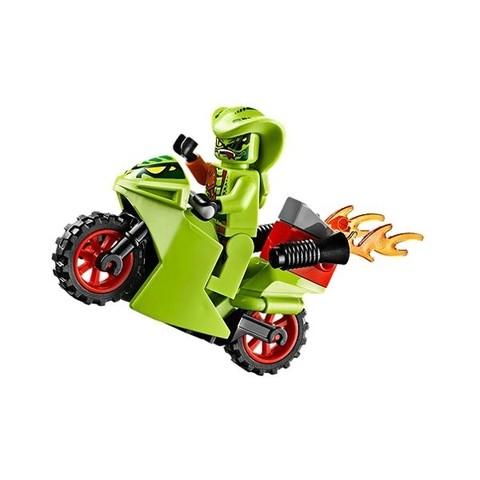 LEGO Juniors: Схватка со змеями 10722 — Snake Showdown — Лего Джуниорс Подростки