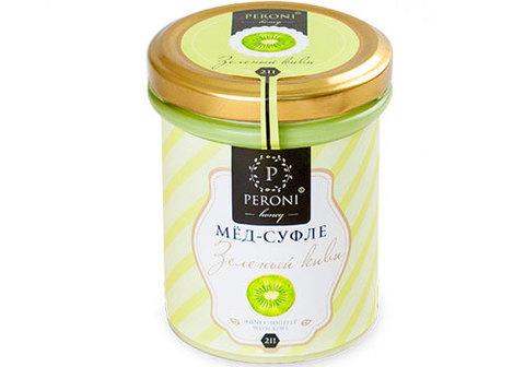 Мёд-суфле Зеленый киви, 220мл
