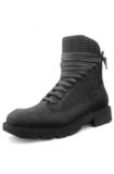 Высокие ботинки на шнуровке «ZOROT» купить