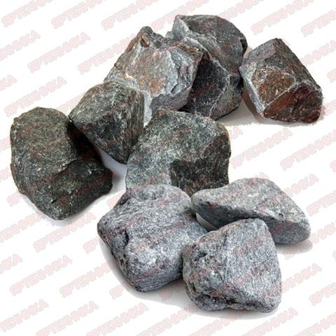 Камень МИКС (талькохлорид, дунит, кварцит) 30 кг