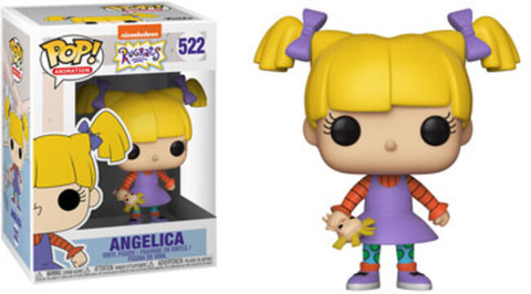 Angelica Nickelodeon Funko Pop! Vinyl Figure || Анджелика