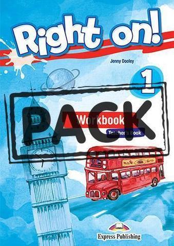 Right on! 1. Grammar Teacher's Book with Digibook app. Сборник грамматических упражнений для учителя (с ссылкой на электронное приложение).