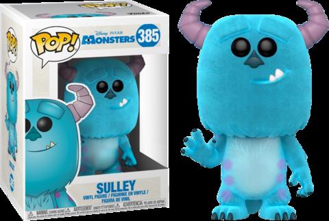 Фигурка Funko Pop! Disney: Monsters Inc. - Sulley (Excl. to Toys R Us / Amazon)