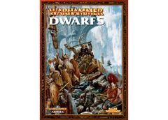 Dwarf Army Book (старая версия)