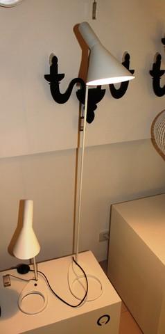 Replica Louis Poulsen AJ 50 floor (white )