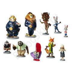 Набор Делюкс из 10 фигурок из мультфильма