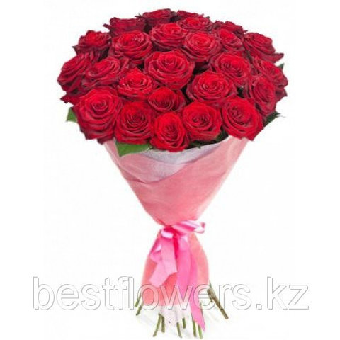 Букет из 35 роз (60 см)