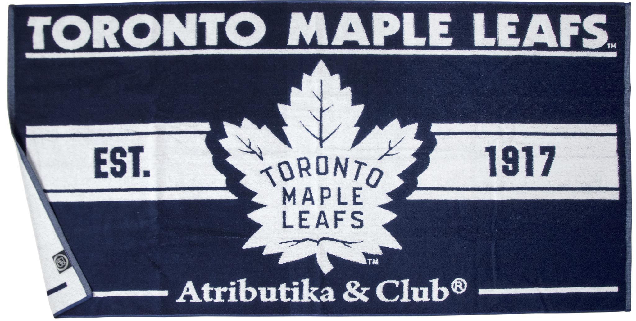 Полотенце NHL Toronto Maple Leafs est. 1917