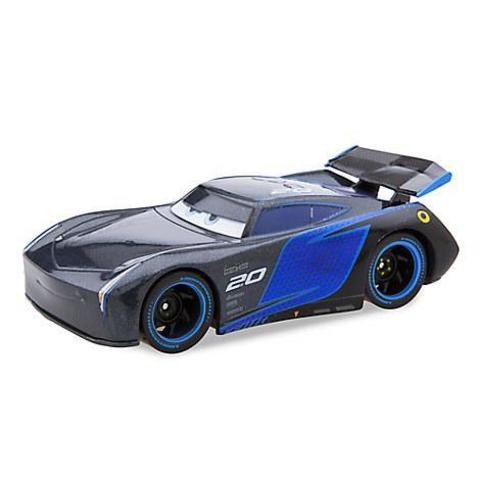 Машинка Джексон Шторм (Jackson Storm) Литая - Тачки 3 (Cars 3), Disney