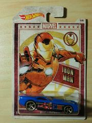 2019 Hot Wheels Marvel exclusive IRON MAN THE GOV'NER