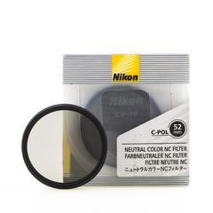 Поляризационные фильтры Nikon C-POL 72 мм