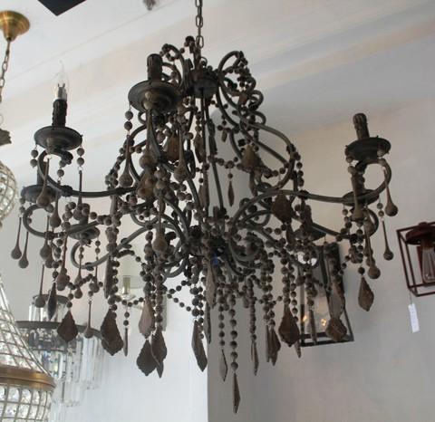 vintage chandelier  01-07 ( by Funky Vintage )