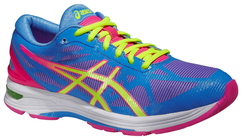 Женские кроссовки для бега Asics Gel-DS Trainer 20 (T578N 4707) синие фото