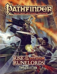 Pathfinder: Rise of the Runelords Pawns
