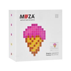 Мозаика магнитная Moza Мороженое 99 элементов Melompo