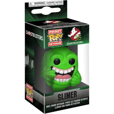 Брелок Funko Pocket POP! Keychain: Ghostbusters: Slimer 39492-PDQ