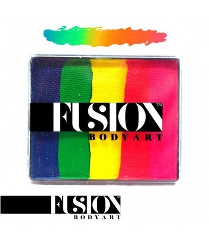 Арти-кейк Fusion 50 гр неоновая радуга