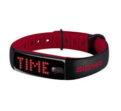 Фитнес-браслет SIGMA SPORT Activo Black/Red