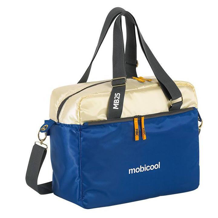 Сумка-холодильник (термосумка) MobiCool sail 25, 25L (синяя)