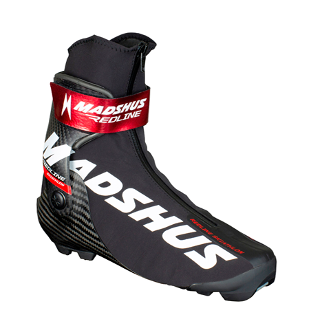 Профессиональные лыжные ботинки  Madshus Redline Skiathlon (2019/2020) для комбинированного хода